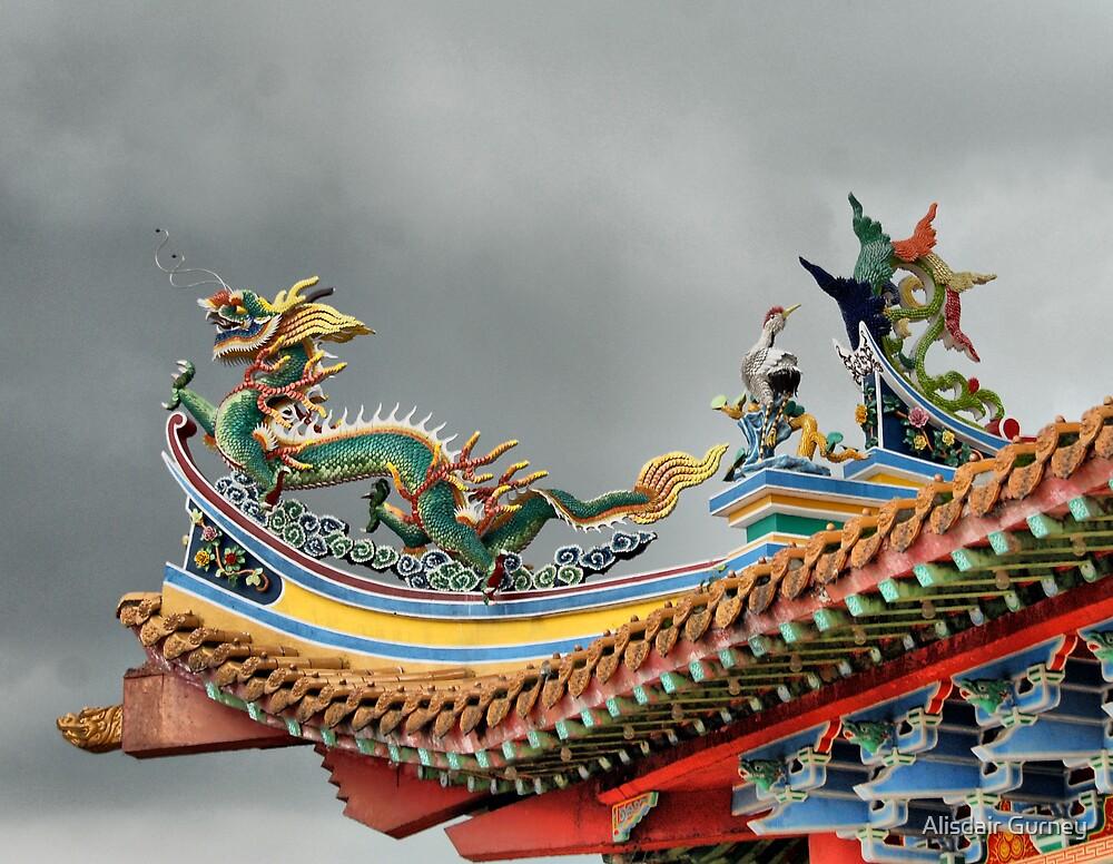 Dragon, Kuala Lumpur by Alisdair Gurney