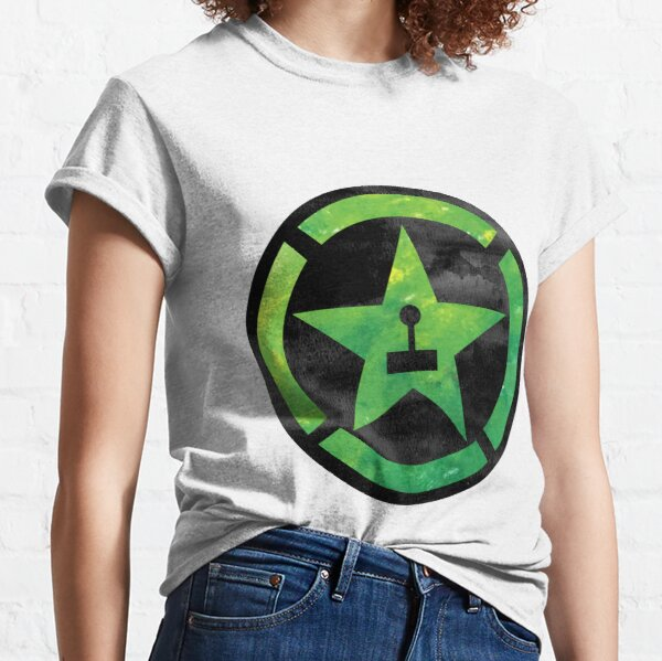 Achievement Hunter Watercolour Logo Classic T-Shirt