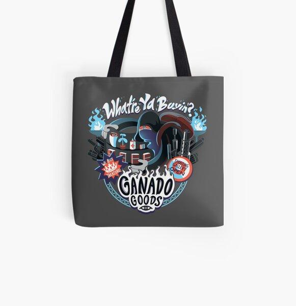 Ganado Goods All Over Print Tote Bag
