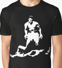 Boxing T shirt Muhammad  Ali the boxing legend Graphic T-Shirt