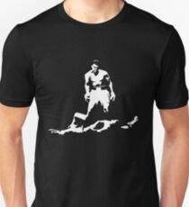 Boxing T shirt Muhammad  Ali the boxing legend Slim Fit T-Shirt