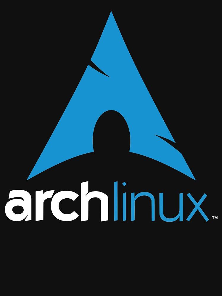 Arch Linux by jakepecor