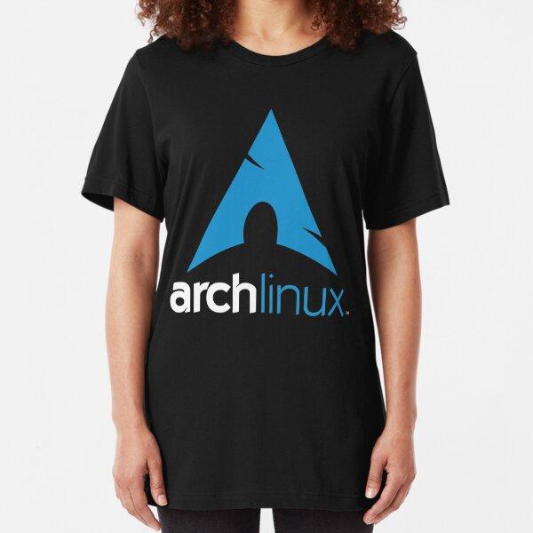 Arch Linux Slim Fit T-Shirt