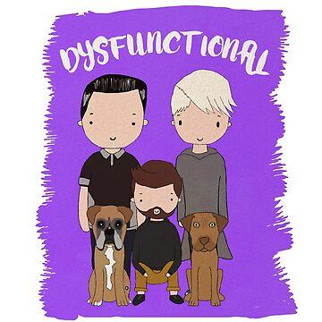 Dysfunctional PNG by ZacheryTeller