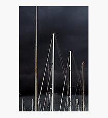 masts Photographic Print