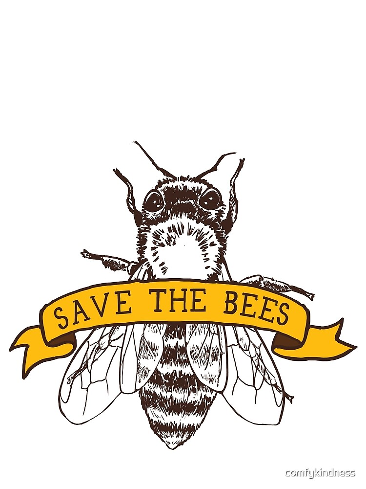 Save The Bees! by comfykindness