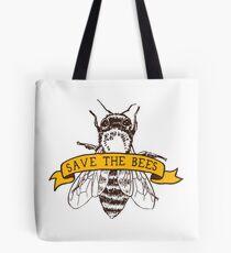 Bolsa de tela ¡Salva a las abejas!