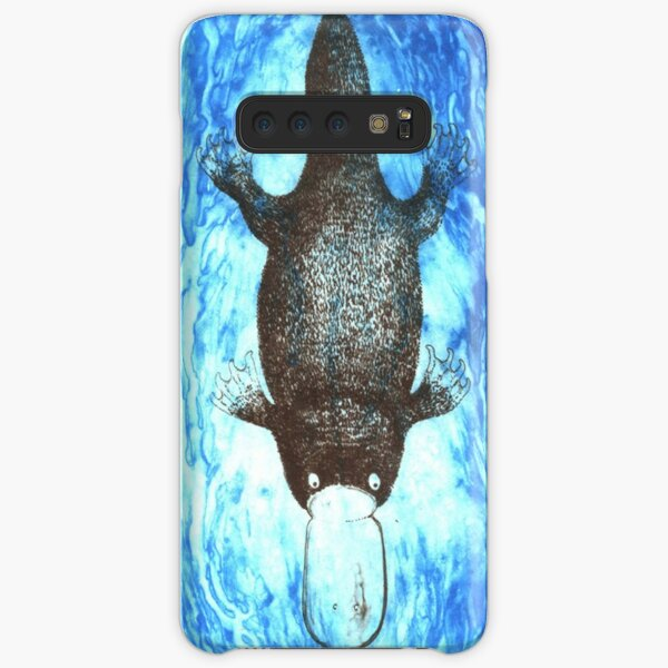 taking the plunge Samsung Galaxy Snap Case