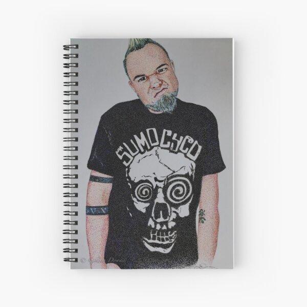 Matt Drake  Spiral Notebook