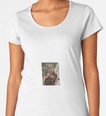 Camiseta premium para mujer doultree, diseños, concepto, artdoultree, diseños, concepto, arte