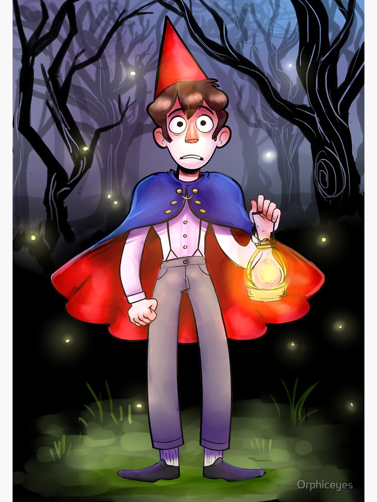 Wirt by Orphiceyes
