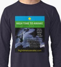 The Fall of Satan and Rise of the Antichrist Lightweight Sweatshirt