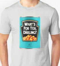Whats for Tea Beans Tribute Unisex T-Shirt