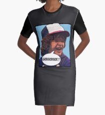 Dustin - Stranger Things Graphic T-Shirt Dress