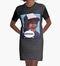 Dustin - Stranger Things Graphic T-Shirt Dress