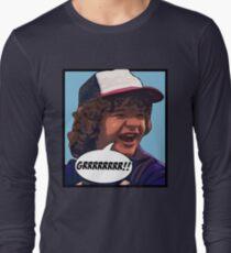 Dustin - Stranger Things T-shirt manches longues