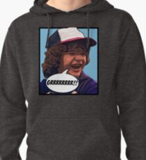 Dustin - Stranger Things Pullover Hoodie