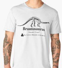 Brontosaurus - Stranger Things 'Thunder Lizard' Men's Premium T-Shirt