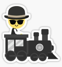 Train Emoji   Sticker