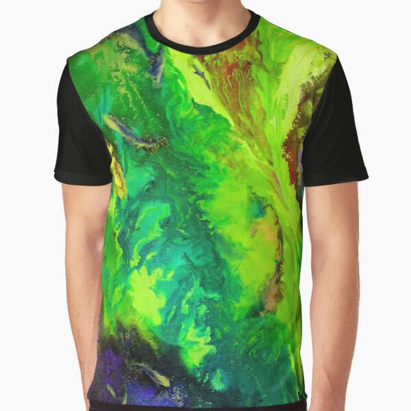 Contemporary abstract modern painting Graphic T-Shirt