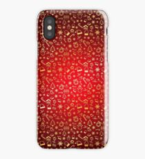 XmaS Pattern iPhone Case/Skin