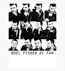 Noel Fisher #1 Fan  Photographic Print