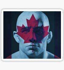 Team GSP Canada Sticker