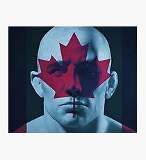 Team GSP Canada Photographic Print