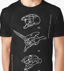 Camiseta gráfica Unidades de EVA