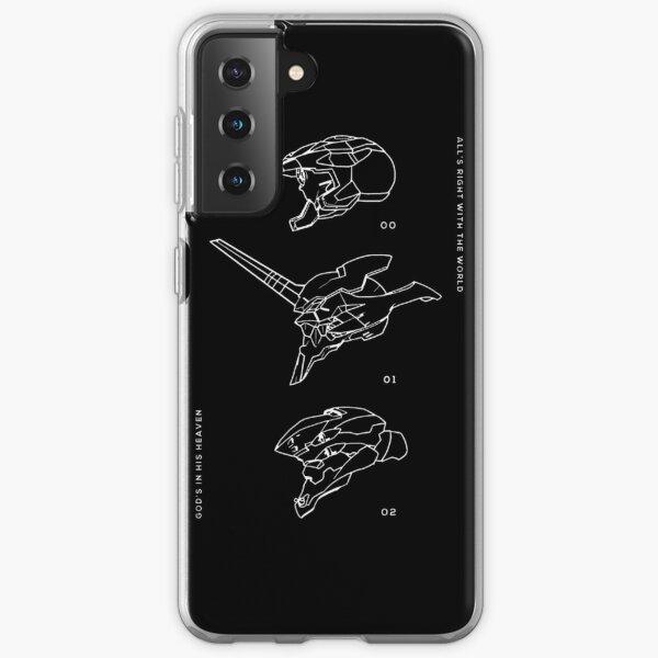 Unités EVA Coque souple Samsung Galaxy