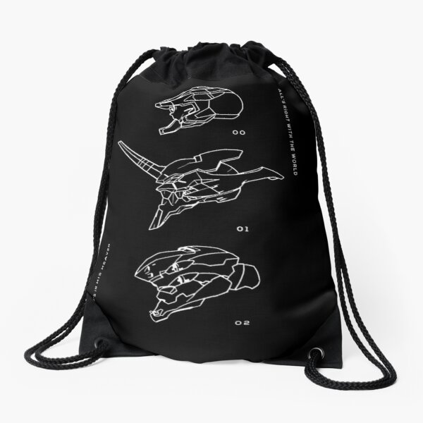 EVA Units Drawstring Bag