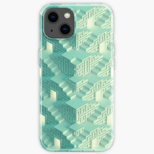 Temple Doors iPhone Soft Case