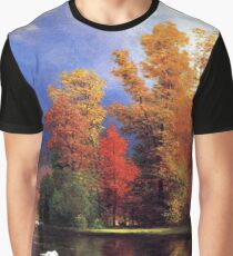 On the Saco Graphic T-Shirt