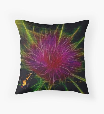 ~ ROYALTY ~ Throw Pillow