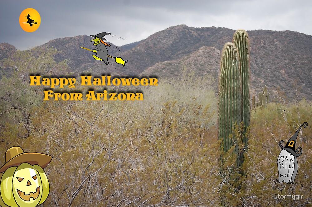 Halloween In Arizona by Stormygirl