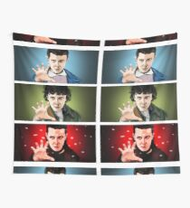 Eleven Stranger Things Wall Tapestry