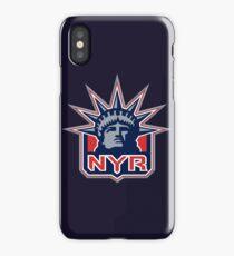 NEW YORK RANGERS HOCKEY iPhone Case/Skin