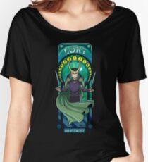 Mischief in Battle! Women's Relaxed Fit T-Shirt