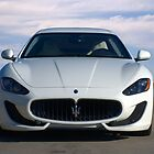 2015 Maserati GranTurismo by TeeMack