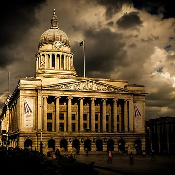 Nottingham Council House  by ademcfade
