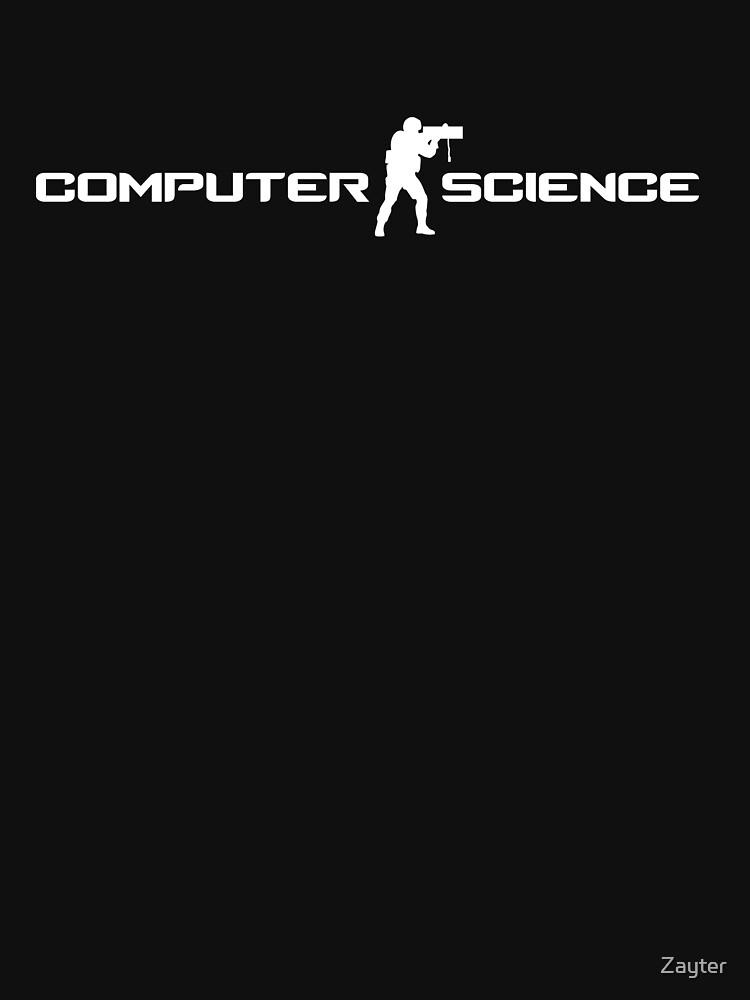 Huelga de computadora de Zayter