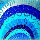 Blue rainbow by ©The Creative  Minds