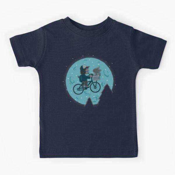 Strangest friends Camiseta para niños