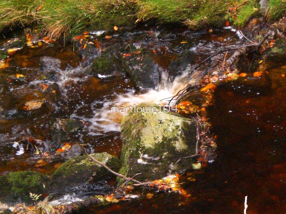 Autom Falls in North Wales U.K  by martlowe104