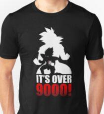 Goku and Vegeta : It's over 9000 Unisex T-Shirt