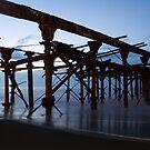Old Wharf by Freddy Murphy