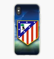 Atletico Madrid iPhone Case