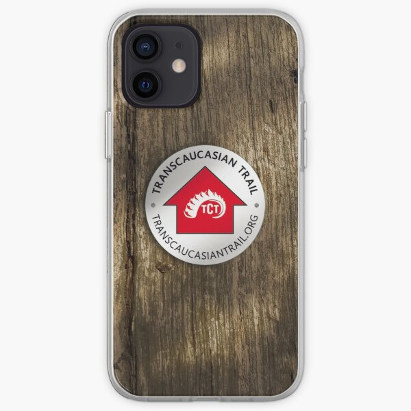 TCT Phone Cases/Skins: Trail Marker iPhone Soft Case