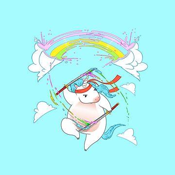Rainbow Maker Unicornio de andremuller