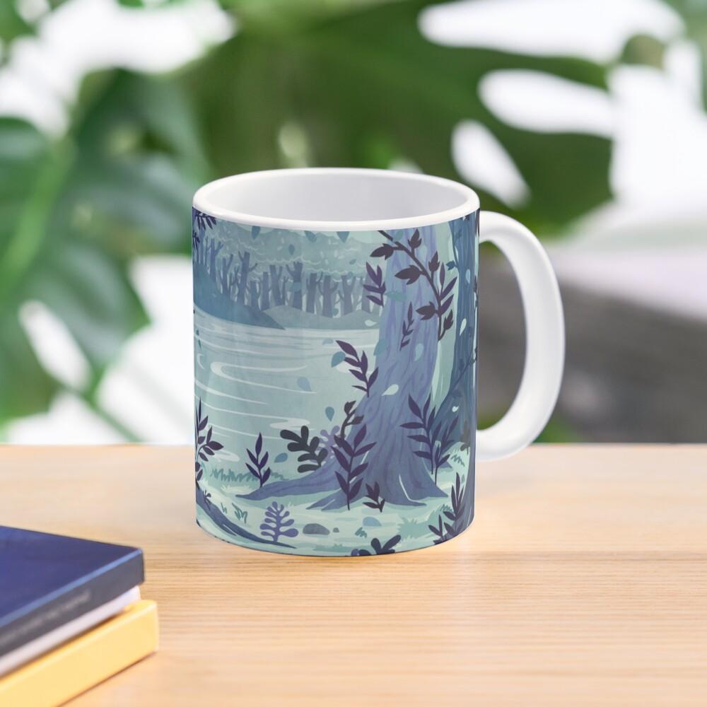 A Quiet Spot of Tea Mug